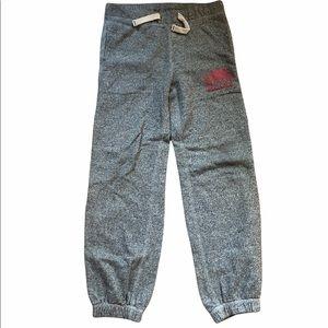 Roots Salt and Pepper Track Pants